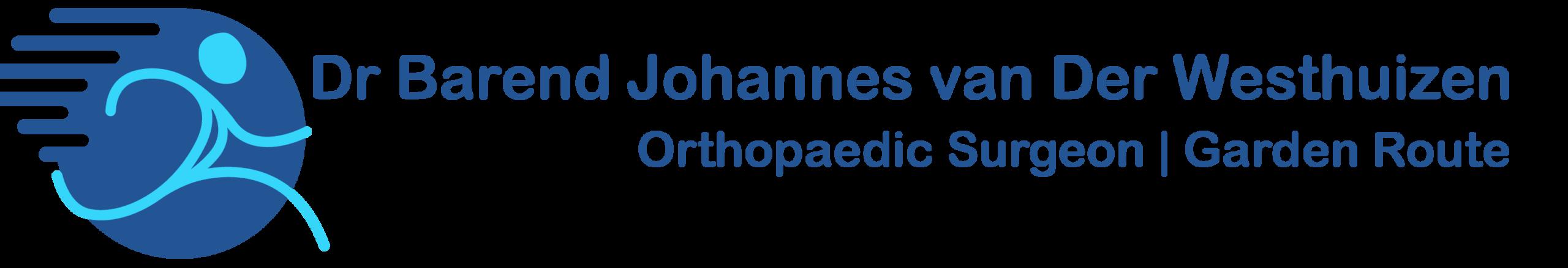 Dr Hannes Van Der Westhuizen • Orthopedic Surgery • Garden Rou