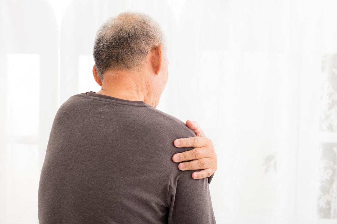 majority of shoulder pain problems involve the muscles
